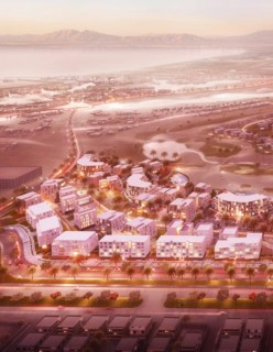 Ayla Golf Residences Featured in City Scape Global Dubai