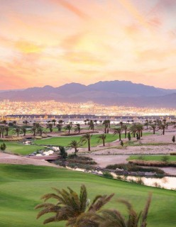 Opening of Ayla Golf Course