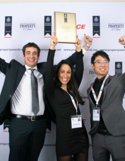 Once Again, OAOA Wins at International Property Awards!