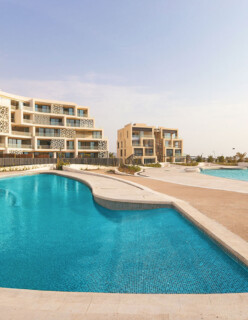 Golf Residences Phase 1 Construction Completed